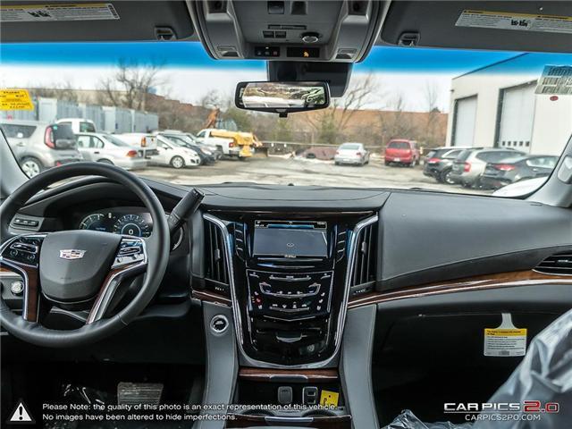 2018 Cadillac Escalade Premium Luxury (Stk: K8K059) in Mississauga - Image 25 of 27