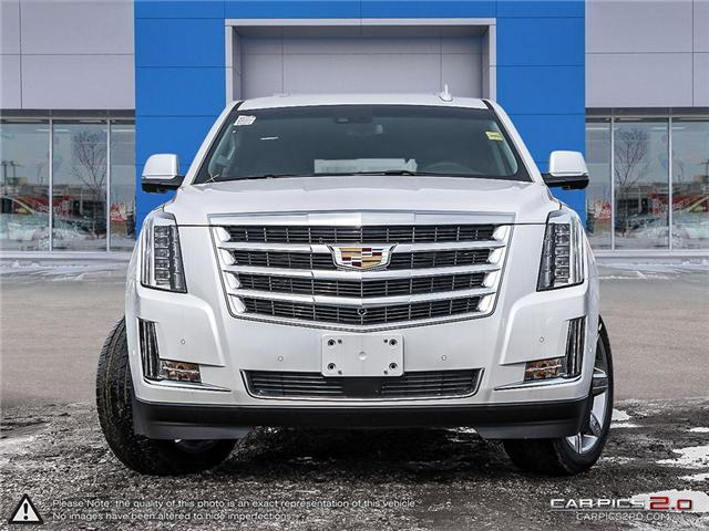 2018 Cadillac Escalade Premium Luxury (Stk: K8K041) in Mississauga - Image 2 of 27