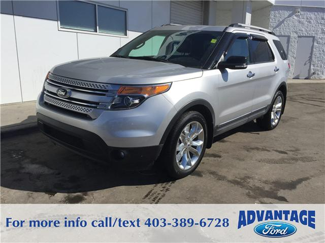 2015 Ford Explorer XLT (Stk: T22368) in Calgary - Image 1 of 10