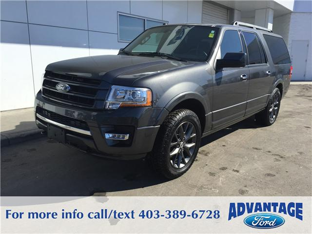 2017 Ford Expedition Max Limited (Stk: 5147) in Calgary - Image 1 of 10