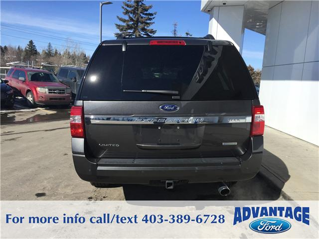 2017 Ford Expedition Max Limited (Stk: 5147) in Calgary - Image 10 of 10