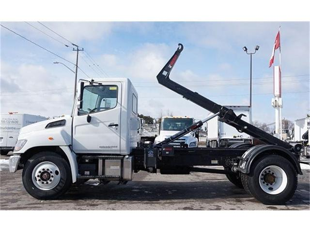 2018 Hino 338 - 187 w/ XR7 Multilift Hooklift System - (Stk: HLTW12591) in Barrie - Image 1 of 8