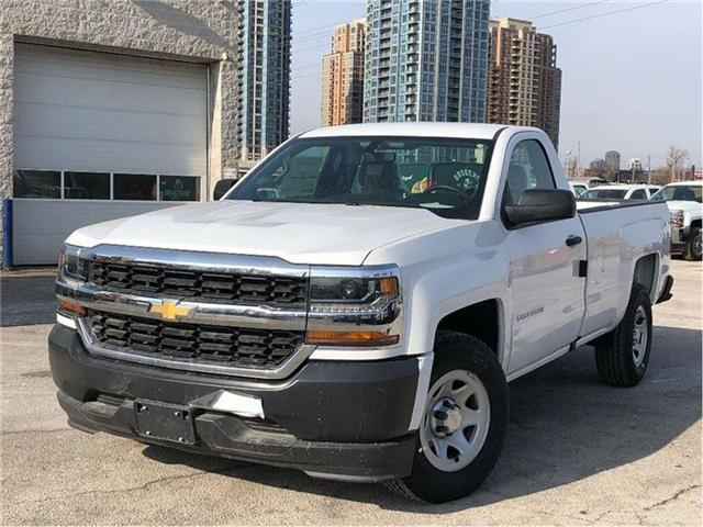 2018 Chevrolet Silverado 1500 Work Truck (Stk: PU85014) in Toronto - Image 1 of 19