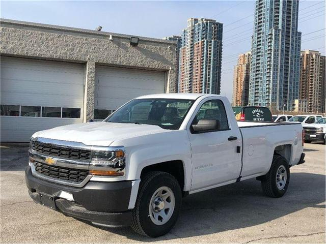 2018 Chevrolet Silverado 1500 Work Truck (Stk: PU85014) in Toronto - Image 2 of 19