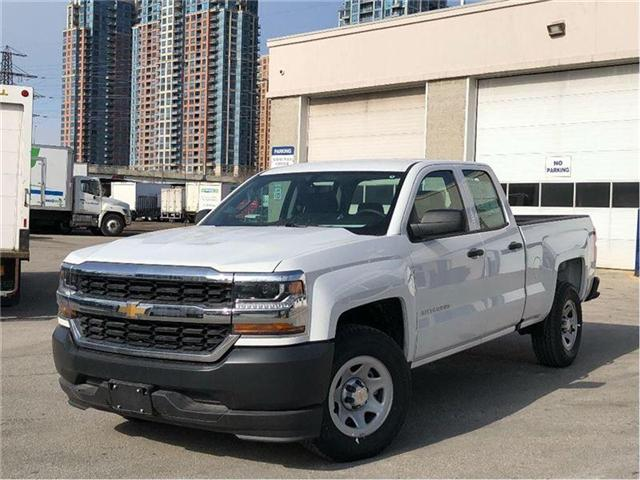 2018 Chevrolet Silverado 1500 New 2018 Silverdao 1500 Double Cab (Stk: PU85053) in Toronto - Image 1 of 22