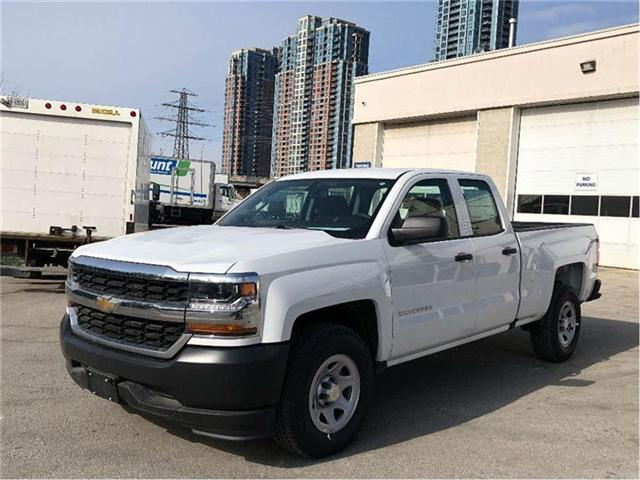 2018 Chevrolet Silverado 1500 New 2018 Silverdao 1500 Double Cab (Stk: PU85053) in Toronto - Image 2 of 22
