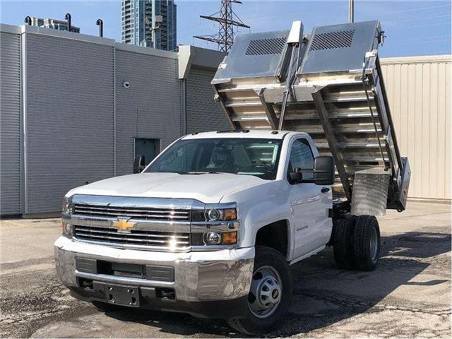 2018 Chevrolet 3500 New 2018 Chevrolet Silverado 3500 W/Dump (Stk: DT85079) in Toronto - Image 1 of 17