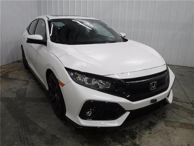 2017 Honda Civic Sport (Stk: 1735038) in Calgary - Image 1 of 30