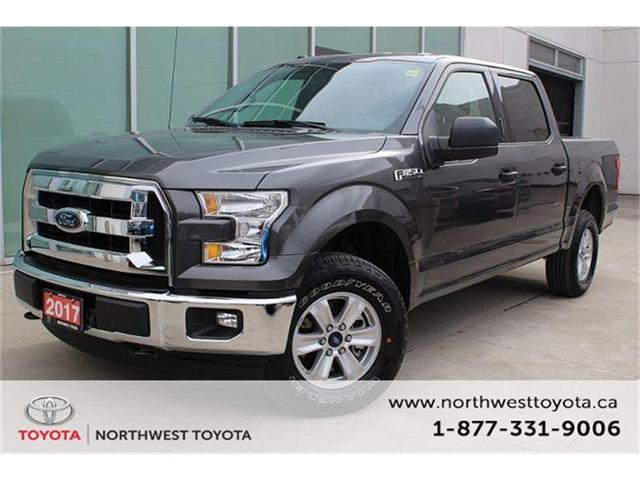 2017 Ford F-150 XLT (Stk: B91661P) in Brampton - Image 1 of 20