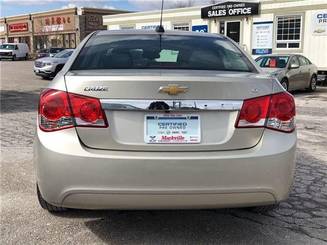 2016 Chevrolet Cruze LT- GM CERTIFIED PRE-OWNED - 1 OWNER TRADE (Stk: 120088A) in Markham - Image 3 of 20
