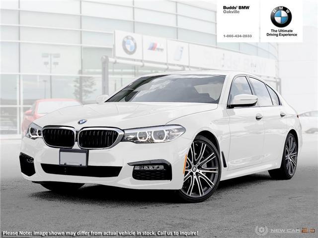 2018 BMW 540 i xDrive (Stk: B940120) in Oakville - Image 1 of 24
