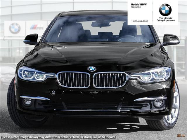 2018 BMW 330 i xDrive (Stk: B943990) in Oakville - Image 2 of 11