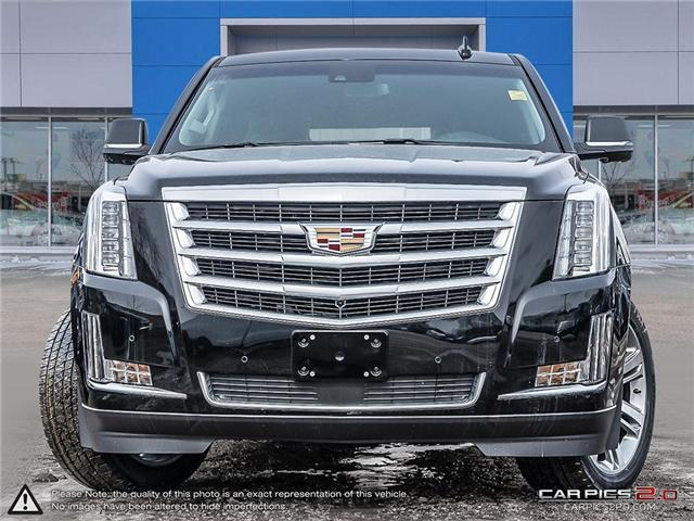 2018 Cadillac Escalade Premium Luxury (Stk: K8K034) in Mississauga - Image 2 of 27