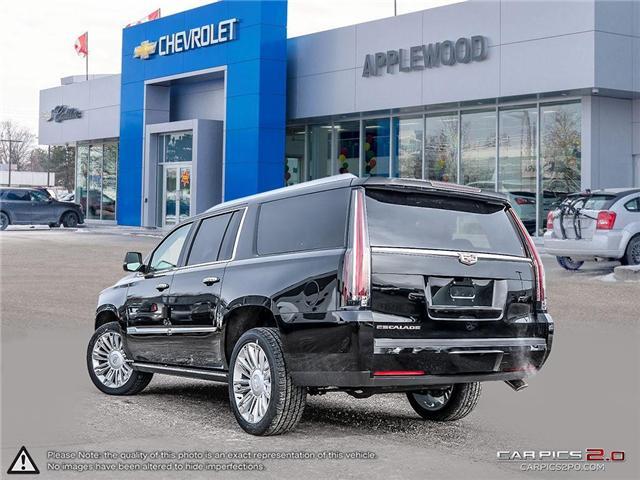 2018 Cadillac Escalade ESV Platinum (Stk: K8K060) in Mississauga - Image 4 of 27