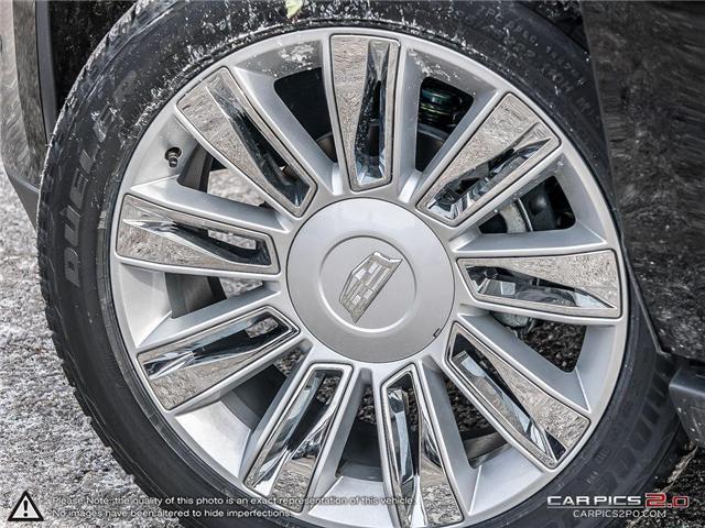 2018 Cadillac Escalade ESV Platinum (Stk: K8K060) in Mississauga - Image 6 of 27