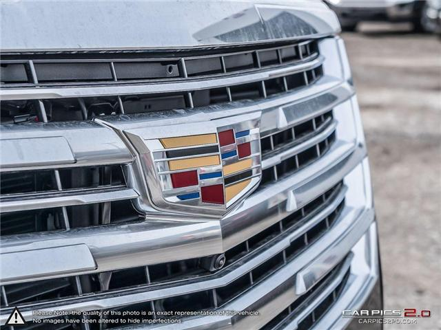 2018 Cadillac Escalade ESV Platinum (Stk: K8K060) in Mississauga - Image 9 of 27