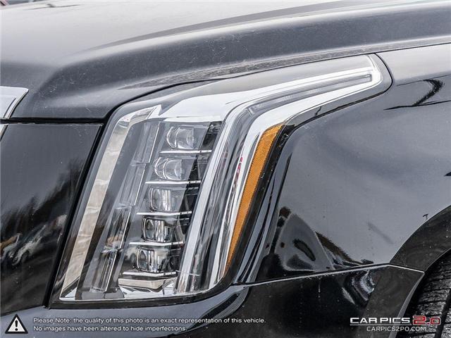 2018 Cadillac Escalade ESV Platinum (Stk: K8K060) in Mississauga - Image 10 of 27