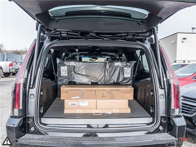 2018 Cadillac Escalade ESV Platinum (Stk: K8K060) in Mississauga - Image 11 of 27