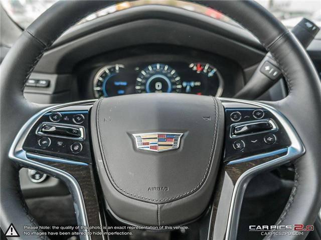 2018 Cadillac Escalade ESV Platinum (Stk: K8K060) in Mississauga - Image 14 of 27