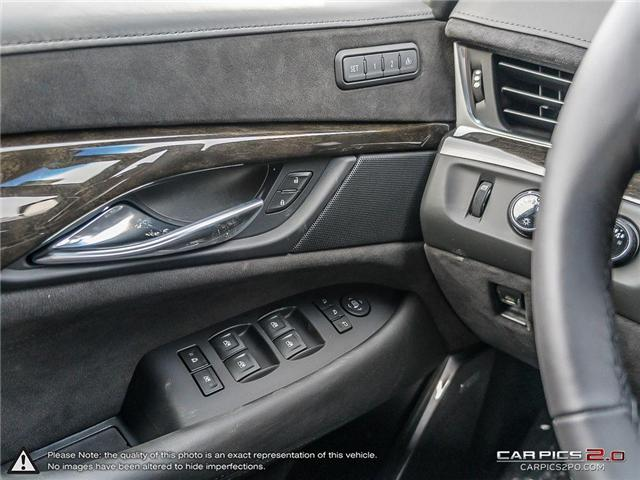 2018 Cadillac Escalade ESV Platinum (Stk: K8K060) in Mississauga - Image 17 of 27