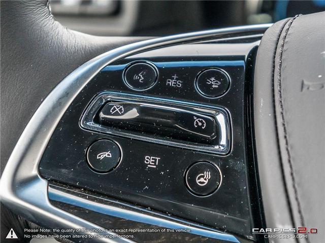 2018 Cadillac Escalade ESV Platinum (Stk: K8K060) in Mississauga - Image 18 of 27