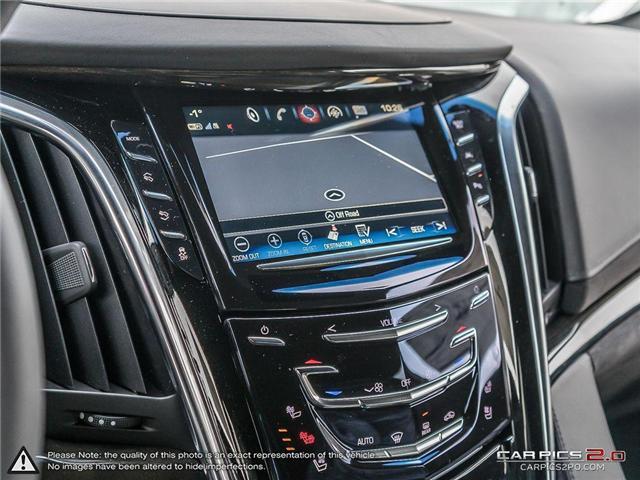 2018 Cadillac Escalade ESV Platinum (Stk: K8K060) in Mississauga - Image 20 of 27