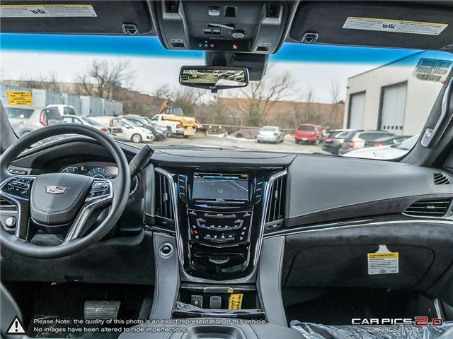 2018 Cadillac Escalade ESV Platinum (Stk: K8K060) in Mississauga - Image 25 of 27