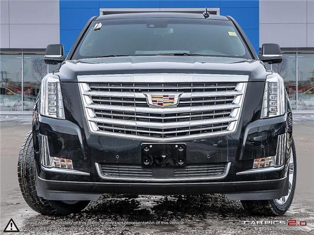 2018 Cadillac Escalade ESV Platinum (Stk: FLT18251) in Mississauga - Image 2 of 27