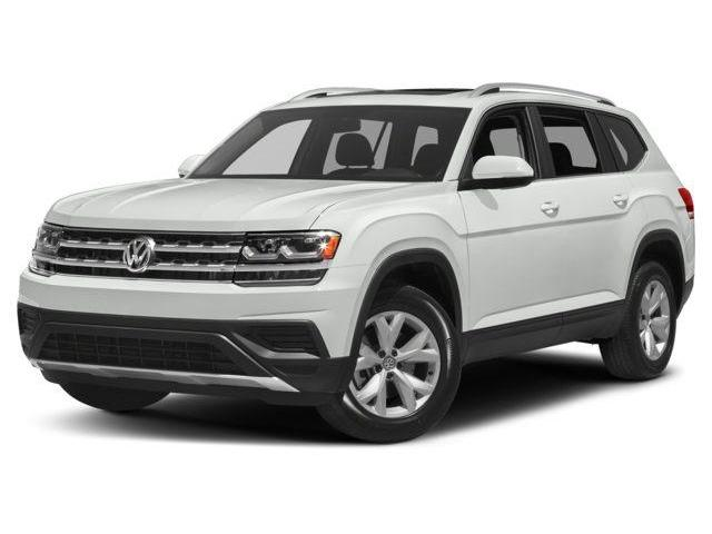 2018 Volkswagen Atlas 3.6 FSI Highline (Stk: A18684) in Brantford - Image 1 of 8