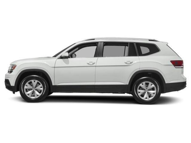 2018 Volkswagen Atlas 3.6 FSI Highline (Stk: A18684) in Brantford - Image 2 of 8