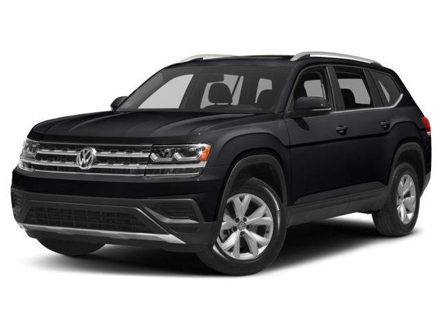 2018 Volkswagen Atlas 3.6 FSI Highline (Stk: A18704) in Brantford - Image 1 of 8