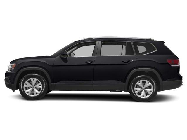 2018 Volkswagen Atlas 3.6 FSI Highline (Stk: A18704) in Brantford - Image 2 of 8