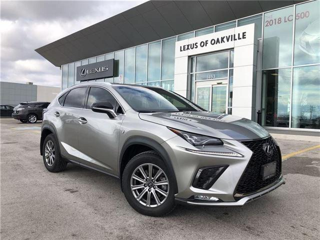 2018 Lexus NX 300 Base (Stk: 18055) in Oakville - Image 1 of 20