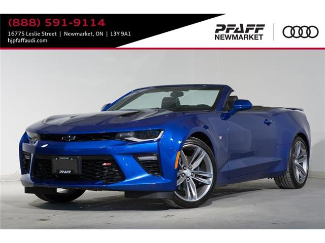 2017 Chevrolet Camaro 2SS (Stk: A10802A) in Newmarket - Image 1 of 21
