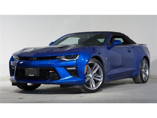 2017 Chevrolet Camaro 2SS (Stk: A10802A) in Newmarket - Image 2 of 21