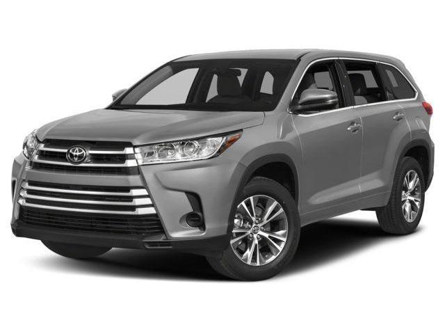 2018 Toyota Highlander XLE (Stk: 539483) in Milton - Image 1 of 8