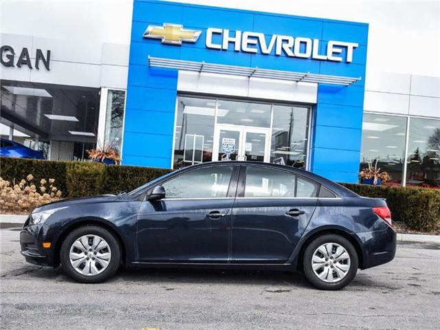 2014 Chevrolet Cruze 1LT (Stk: A345077) in Scarborough - Image 2 of 19