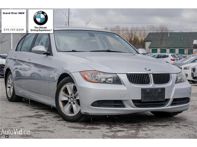 2007 BMW 323 i (Stk: PW4203A) in Kitchener - Image 1 of 6