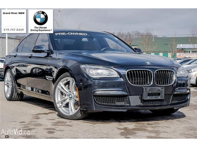 2014 BMW 750  (Stk: PW4239) in Kitchener - Image 1 of 22