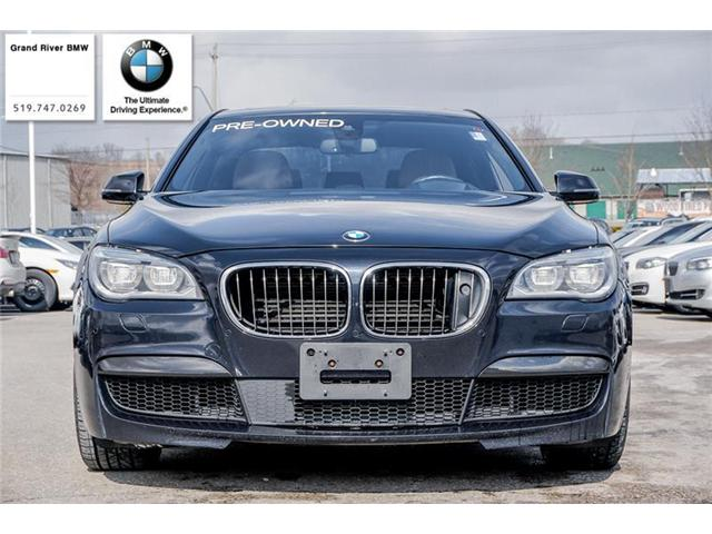 2014 BMW 750  (Stk: PW4239) in Kitchener - Image 2 of 22