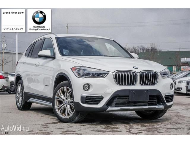 2018 BMW X1 xDrive28i (Stk: PW4266) in Kitchener - Image 1 of 22
