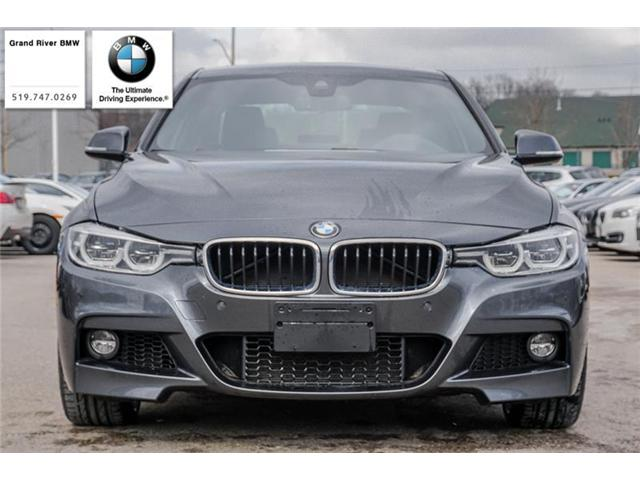 2017 BMW 340 i xDrive (Stk: PW4268) in Kitchener - Image 2 of 22