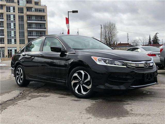 2016 Honda Accord LX (Stk: 1925P) in Richmond Hill - Image 1 of 9