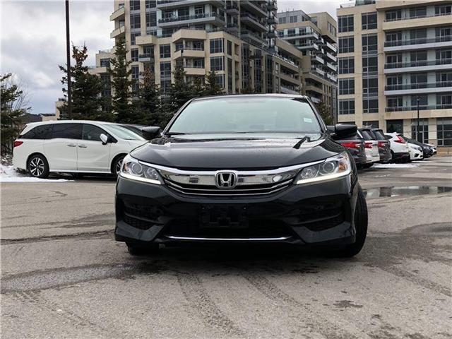 2016 Honda Accord LX (Stk: 1925P) in Richmond Hill - Image 2 of 9