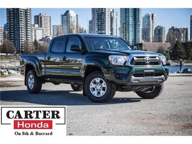 2012 Toyota Tacoma V6 (Stk: B37630) in Vancouver - Image 1 of 28