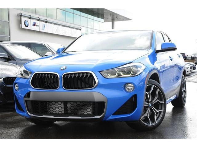 2018 BMW X2 xDrive28i (Stk: 8F70801) in Brampton - Image 1 of 13