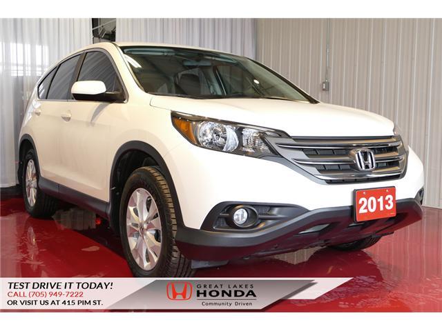 2013 Honda CR-V EX (Stk: H5825A) in Sault Ste. Marie - Image 1 of 18