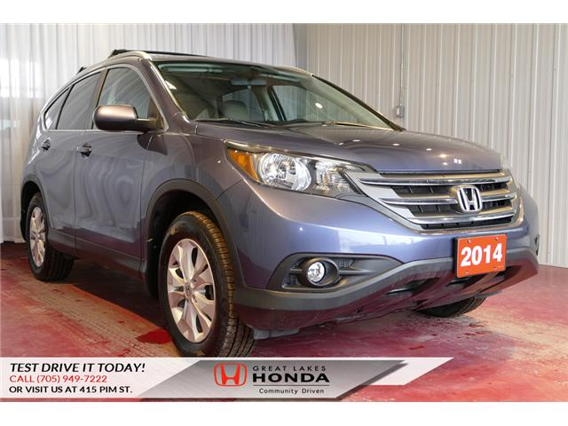 2014 Honda CR-V EX (Stk: HP472) in Sault Ste. Marie - Image 1 of 16