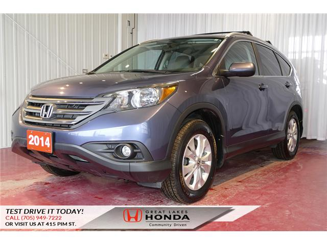 2014 Honda CR-V EX (Stk: HP472) in Sault Ste. Marie - Image 3 of 16