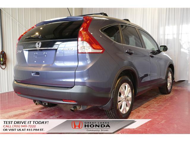 2014 Honda CR-V EX (Stk: HP472) in Sault Ste. Marie - Image 4 of 16